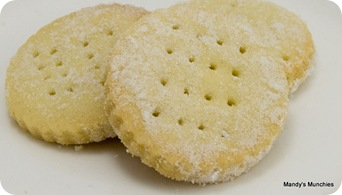 TM Shortbread