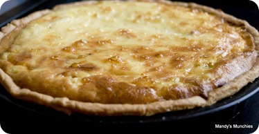 Leek and Bacon Quiche whole copy