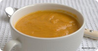 Winter Veg Soup