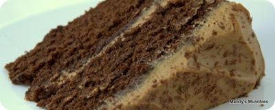 Chococinno Cake Slice