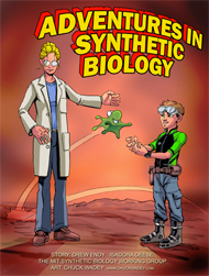 Synthetic biology comic book