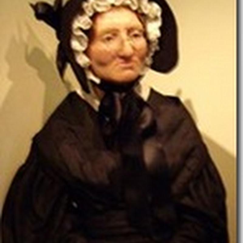 Biografi Madame Tussaud