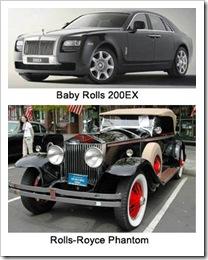 Rolls Royce mobil