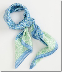 Lucky Shoes Scarf