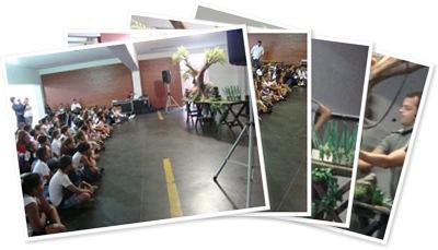 Exibir Teatro Educação Ambiental