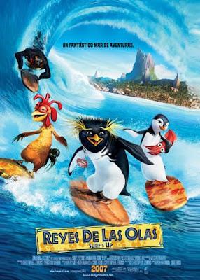 Ver Pelicula Reyes de las Olas (Locos Por el Surf) Online Gratis (2007)