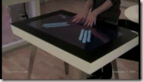 Flatfrog Multitouch 4000 Alpha Demo