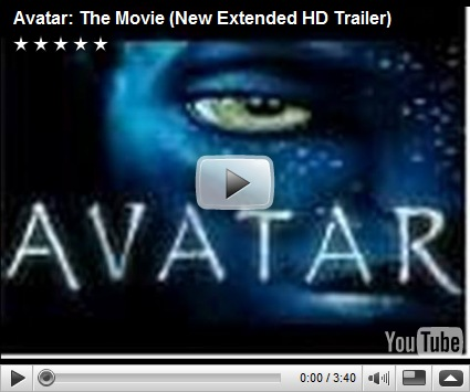 Avatar: The Movie (New Extended HD Trailer)