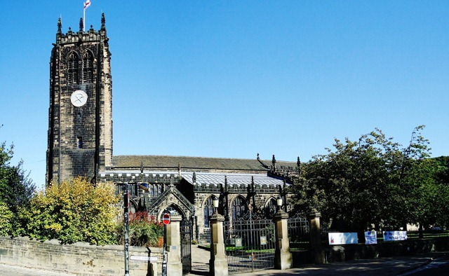 Halifax Parish Church