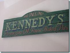 Kennedy's Fish Restaurant, London