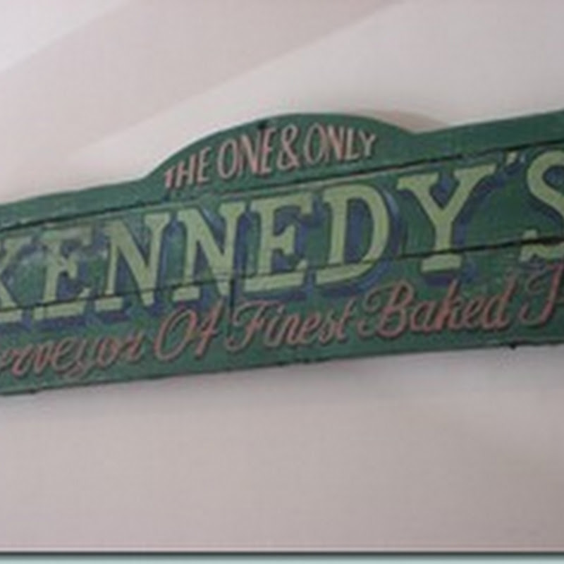 Kennedy's Fish Restaurant, London