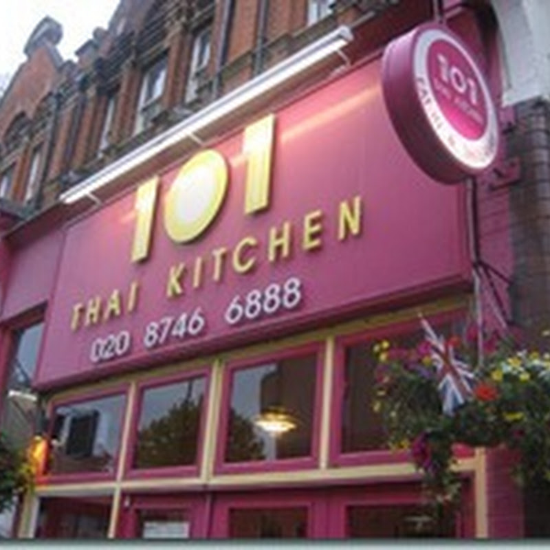 101 Thai Kitchen, Hammersmith, London