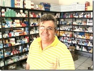 ribinha na farmacia