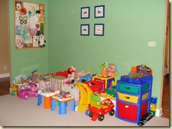 January 2010 - Playroom before reorganizing (1)