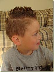May 2010 - Crazy Hair Day at school (1)