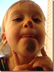 July 2010 - Camryn being silly (1)