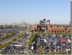 October 2010 - Eagles Game (8)