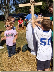 October 2010 - Build Your Own Scarecrow (2)