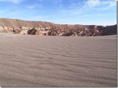 region arida valle de la muerte