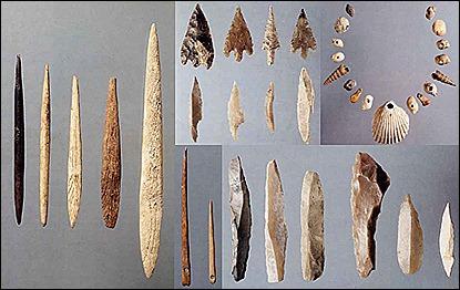periodos del paleolitico