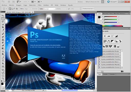 Keygen photoshop cs6 baixar de Mac estendido