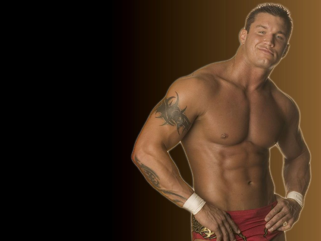 from Bruce randy orton being gay