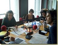 Martín Carril, Blanca Casado, María Zozaya, Clara Herrera