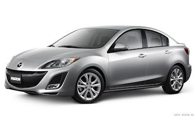 2009 Mazda 3 седан