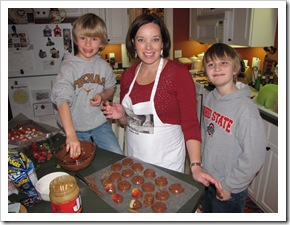 Jack, Jenny, and Will - Chocolate Covered Christmas