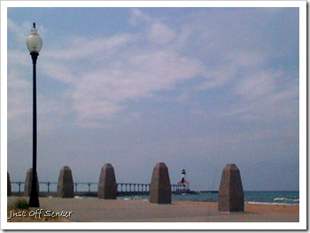 Light House in Michigan City, IN (2)