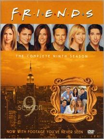 Friends 9 temporada