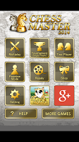 Screenshot of Chess Master 2014