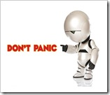 Don&#39;t Panic