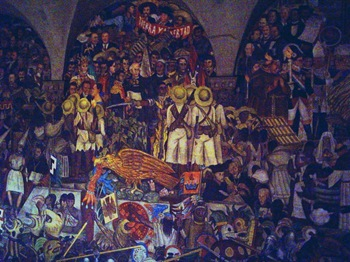 Mural_Diego_Rivera the news spain