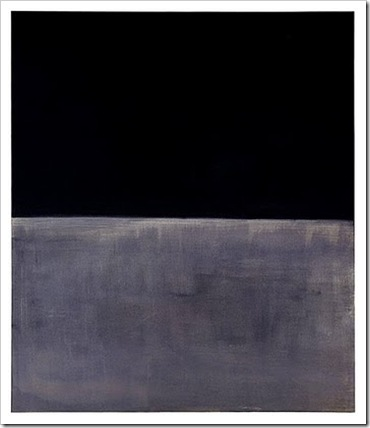 rothko black on grey