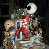 Falla infantil La Mercé 2011