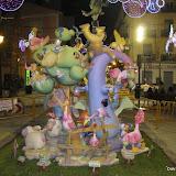 Falla infantil Illes Canàries-Dama d'Elx 2011