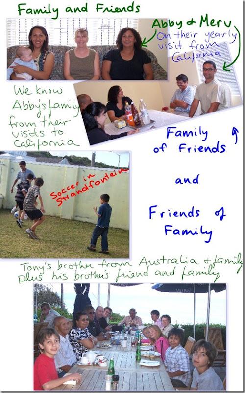 familyand Friends