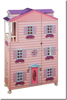 NY Mansion doll house