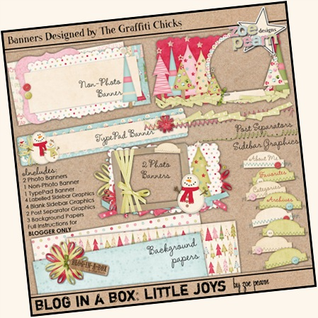 Blog in a Box: Little Joys