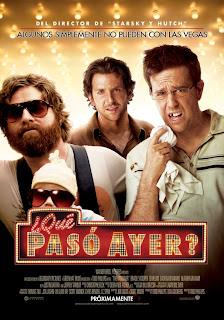Ver Película ¿Qué Paso Ayer? Online Gratis (2009)
