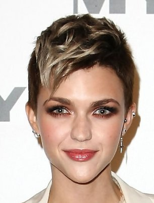 Short Hairstyles are hot this season. These are easy to maintain