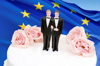 Gaymonio en Europa