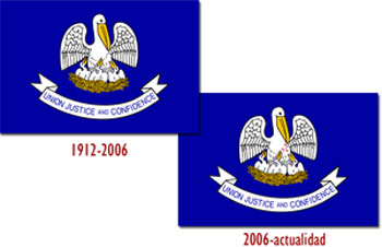 Bandera de Lousiana