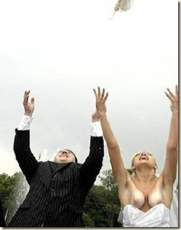 wedding boob