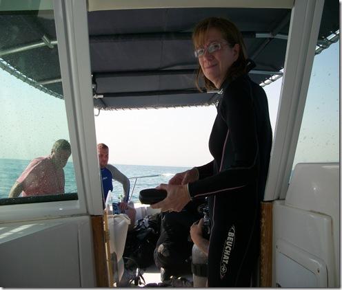 Scuba Boat Trip 2A