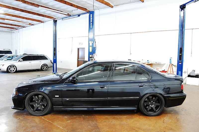 "E39 (96-03) For Sale 19"" VarrsToen Wheels (TE37 Reps ..."