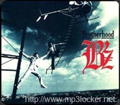 B'z_-_Brotherhood_album_cover