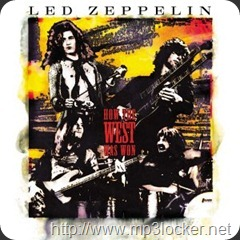 LedZeppelinHowTheWestWasWoncover