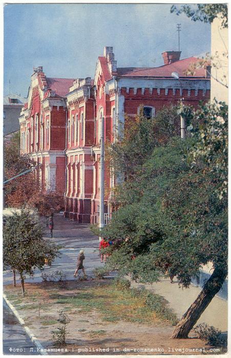 Белгородские открытки